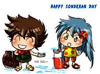 Songkran2014wallpapersthailandnewye
